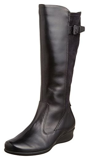 lower price with online store first rate ECCO Ecco Abelone Chelsea Boot, Damen Stiefel, Schwarz ...