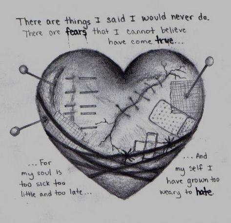 33 Broken Heart Art Ideas Heart Art Broken Heart Art Broken Heart