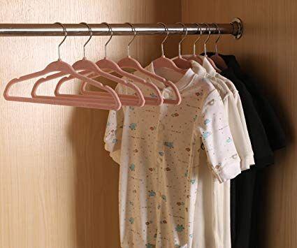 Kleiderbugel 15 Stuck Drehhaken Premium Ultra Thin Rutschfeste Baby Kinder Neugeborene Baby Kind Kleinkind Neugeborene