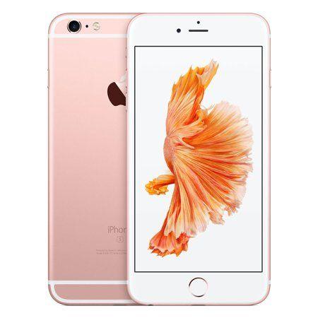 Cell Phones Unlock Iphone Apple Iphone 6s Plus Iphone 6s Rose Gold