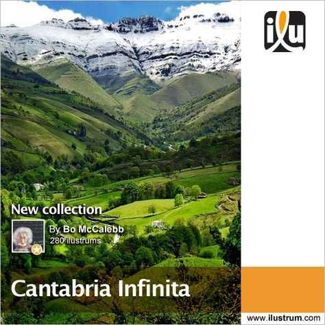 #Cantabria Infinita  Por Bo McCalebb #españa