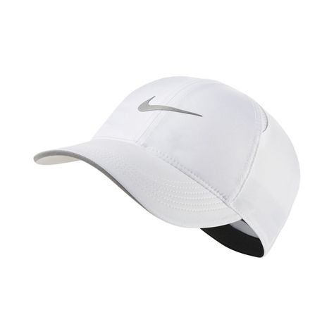 39d0e244ae7 Nike Featherlight Women s Running Cap Size ONE SIZE (White ...