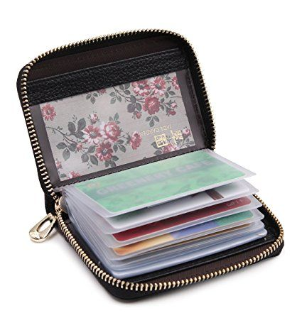 fbb2c73df7a Best And Beautiful Credit Card Wallet For Women ( Update 2017 ...
