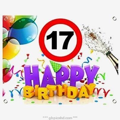 17 Geburtstag Bilder Geburtstag Bilder Kostenlose Bilder Zum