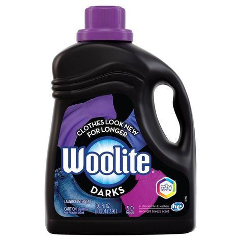 Woolite Darks Laundry Detergent 100oz Laundry Detergent