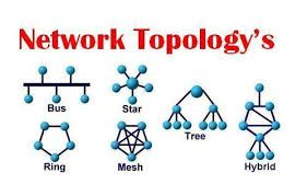 Physical Logical Topologies Can Take Several Forms The Most