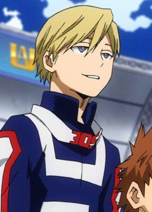 Neito Monoma Anime Planet My Hero Hero Academia Characters Hero