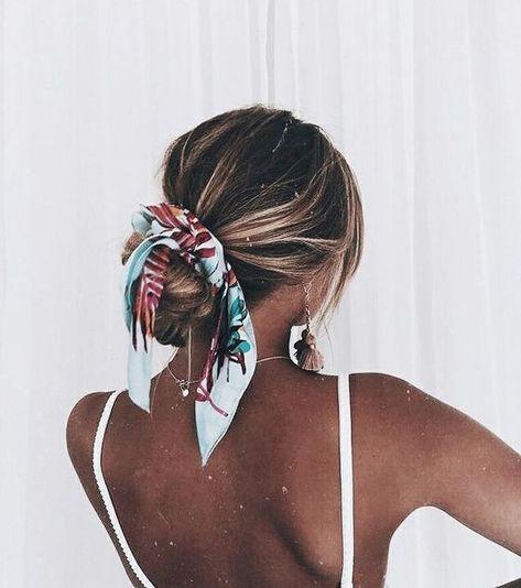 Quelle coiffure pour aller à la plage ?