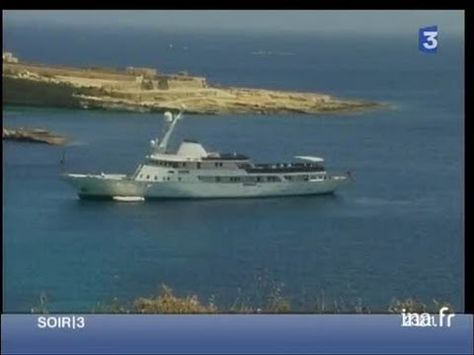 Vincent Bollore and his Pretty US$ 15 Million Yacht Paloma