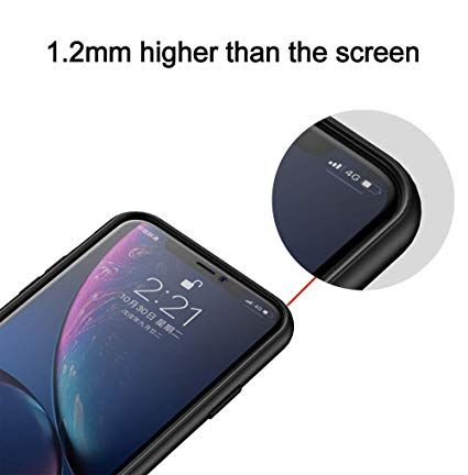 Coque Iphone 11 Pro Max Silicone Slim Transparente Rigide Noir Mate Antichoc Tpu Case Housse Zschao Coque Iphone 11 Pro Max An Coque Iphone Apple Iphone Iphone