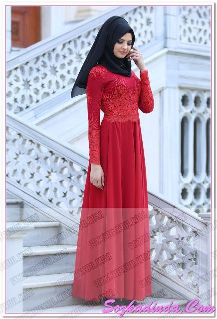 Ucuz Tesettur Elbise Modelleri Ve Fiyatlari Kadin Moda Saglik Orgu Hobi Sozkadinda Com Elbise Modelleri Elbise Moda Kadin