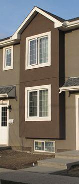 light brown color for pillars exterior plasterstucco
