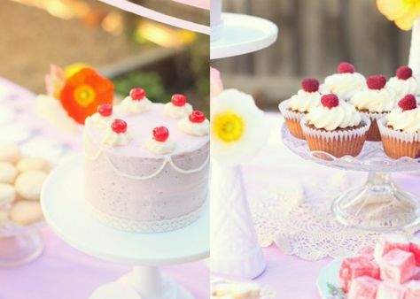 Sweets and Doilies