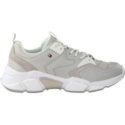 Tommy Hilfiger Sneaker Niedrig Chunky Lifestyle Glitter Grau Damen Tommy Hilfiger 2020 Tommy Hilfiger Sneaker