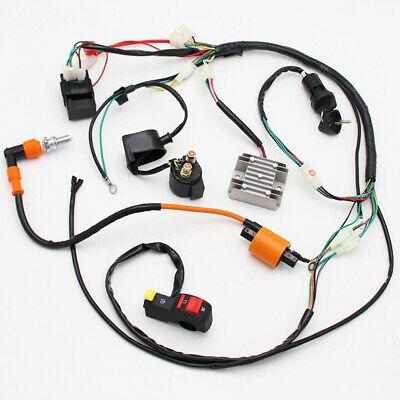 eBay Advertisement) For ATV QUAD 150/200/250/300CC Electric Wiring Harness  Component Loom CDI Coil in 2020 | Atv quads, Atv, 250cc atvPinterest