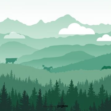 Mountain Vector Png Images Mountain Bike Cartoon Mountains Mountain Vector Vectors In Ai Eps Format Free Download On Pngtree Mountain Clipart Forest Mountain Natural Scenery