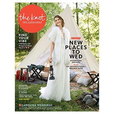 The Knot Magazine The Carolinas Spring Summer 2019 Wedding England Wedding The Knot Magazine
