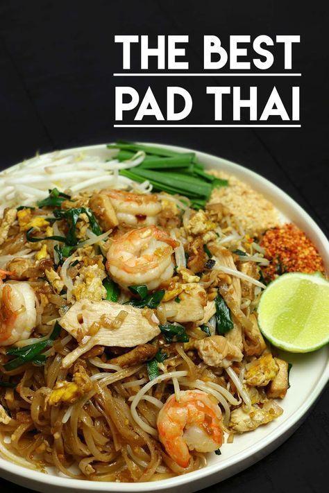 Pad Thai Recette Avec Images Cuisine Asiatique Recette Asiatique Cuisine Thailandaise