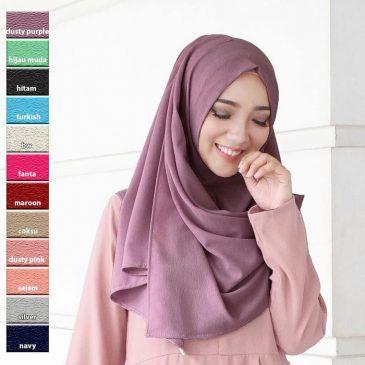 Hijab Non Pad 1