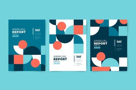 Business poster Vectors, Photos and PSD files Brochure Design, Branding Design, Design Mignon, Prospectus, Instagram Banner, Annual Report Design, Bussiness Card, Buch Design, Graphic Design Posters