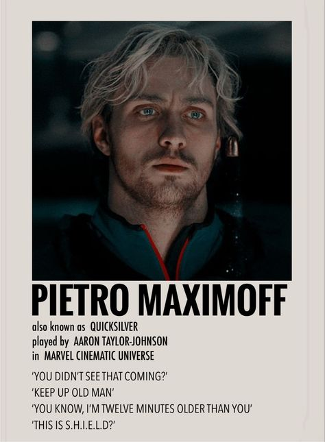 Pietro maximoff by Millie