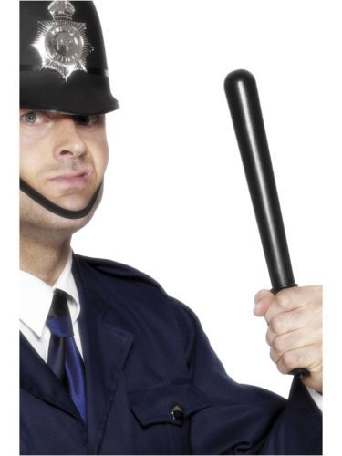 Police Whistle Cop Officer Silver Fancy Dress Up Halloween Costume Accessory