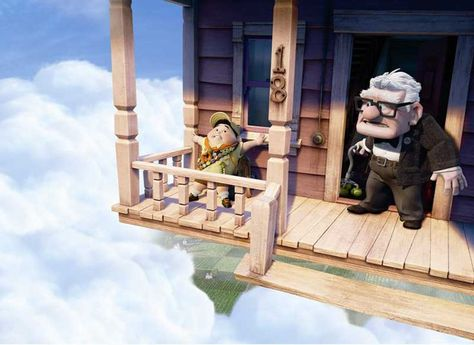 Movie Images and Characters From Disney's Up (2009)