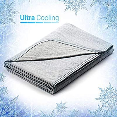 Amazon Com Elegear Revolutionary Cooling Blanket Absorbs Heat To