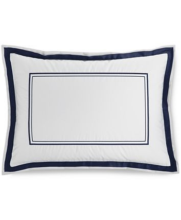 Hotel Collection Embroidered Frame Twin Duvet Cover Created For Macy S Reviews Designer Bedding Bed Bath Macy S Hotel Collection Bedding Collections Hotel Collection Bedding
