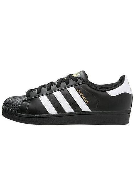 adidas superstar foundation blanc noir