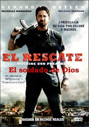 2011 El Soldado De Dios O El Rescate Copiar Gerard Butler Movie Posters Movies To Watch