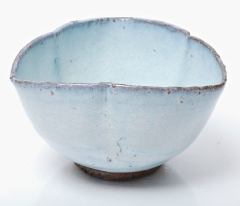 Hara Kiyoshi B 1936 Blue Glazed Stoneware Hagi CUP With Seal IN ...