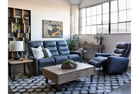 Fantastic Malia Power Reclining Sofa With Usb Port Grey 695 In Ibusinesslaw Wood Chair Design Ideas Ibusinesslaworg