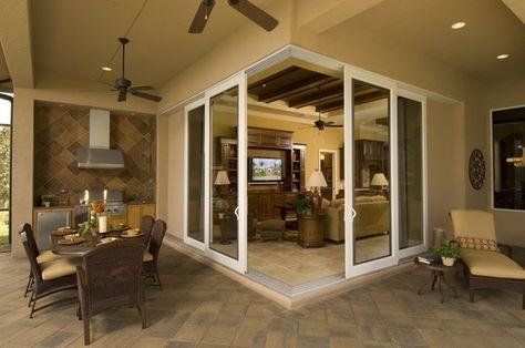 Pgt Industries Custom Windows Doors And Enclosure Systems Glass Door Sliding Glass Door Sliding Doors Exterior