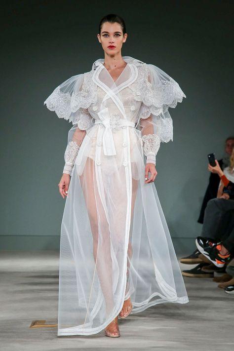Alexis Mabille Haute Couture Spring Summer 2020 Paris