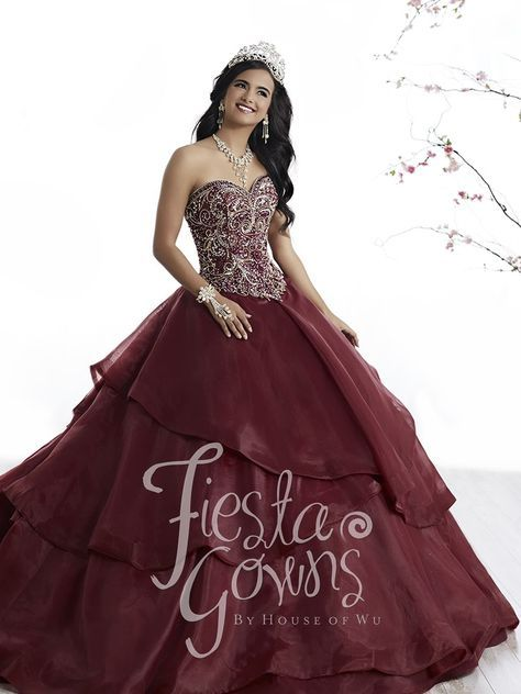 823cea39a5f Quinceanera Dress  26867 in 2019