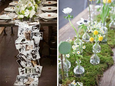 event deko ideen: tisch dekoration – stylisch & günstig, Garten ideen