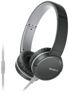 Casque Sony Mdrzx660 Noir Casques écouteurs наушники черный