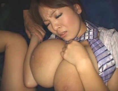 asian hitomi cum - Asian Hitomi Tanaka in the bus receives cum all over her face Porn Pics,  Porno