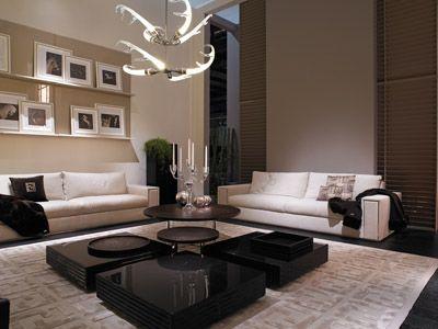 Perfect Fendi Casa | Fendi Casa At Louvre Gallery | Living Room