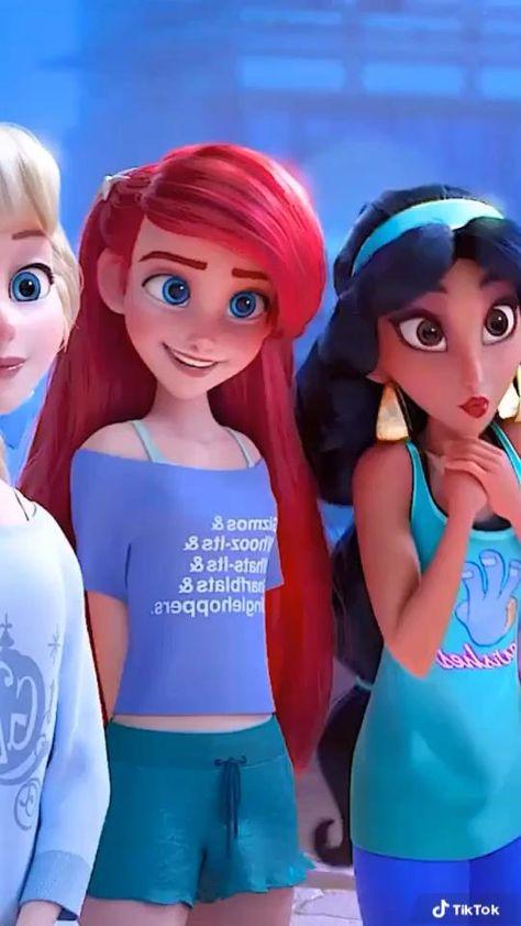 Disney Princesses'👑