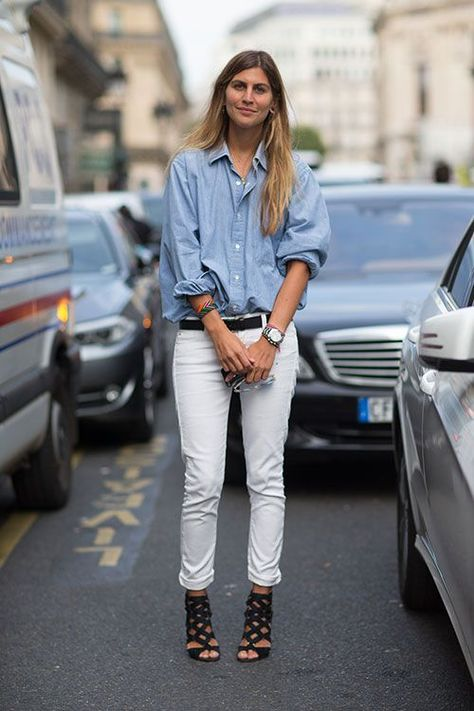 522933c833f How to Dress Like a French Girl – Closetful of Clothes