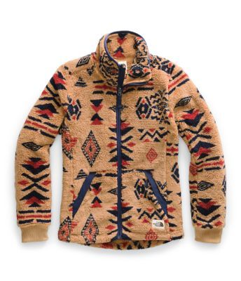The North Face The North Face Women's Campshire Full Zip Jacket - XXL - Cedar Brown California Geo Print from Moosejaw Cute Country Outfits, Cute Outfits, Country Style Clothes, Country Wear, Country Girls, Western Outfits Women, Cowgirl Outfits, Over Boots, Jackets For Women