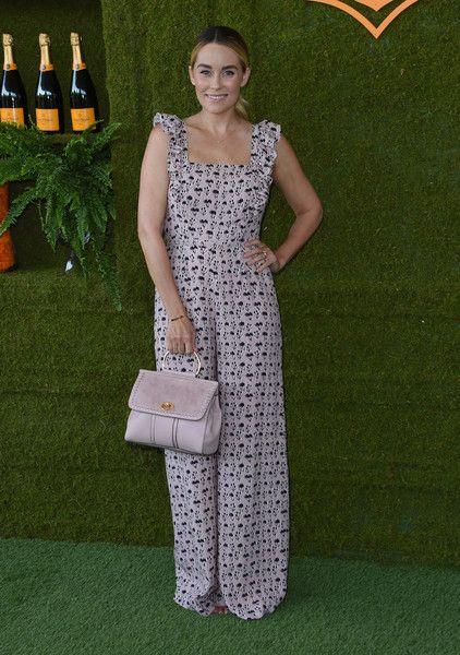 Lauren Conrad attends the 8th annual Veuve Clicquot Polo Classic.