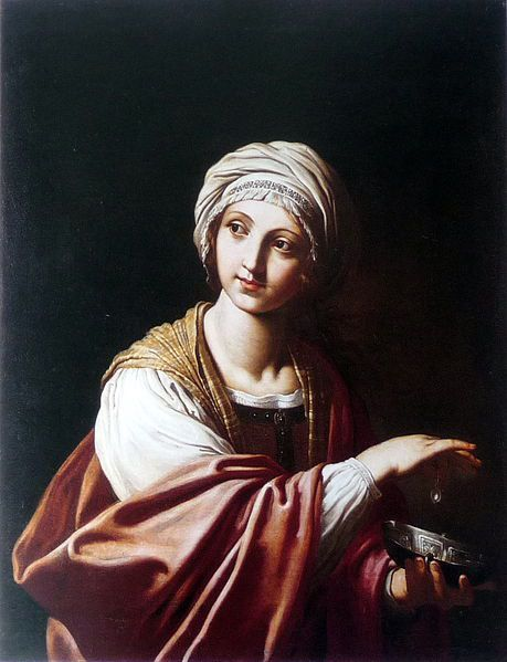 Cleopatra, Flint Institute of Art (Michigan) - Elisabetta Sirani