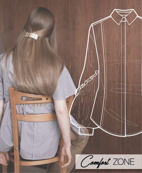 Discover the new FW fashion development designs for COMFORT ZONE Macro theme, fashion trend forecasting.
