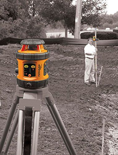 How To Use A Laser Level Outdoors Laser Levels Laser Outdoor