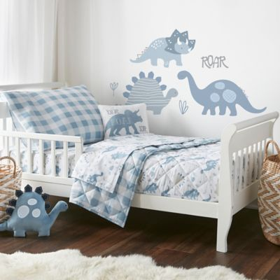 Levtex Baby Bailey Toddler Bedding Set In Grey In 2020 With