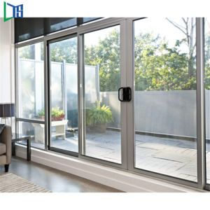 sound isulation aluminium sliding doors