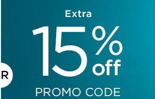 Extra 15 Off Promo Code 15forsummer Promo Codes Shopping